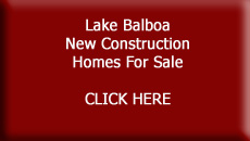 Lake Balboa New Construction Homes For Sale