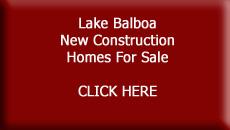 Lake Balboa New Construction Homes For Sale